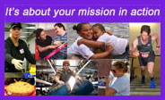 Mission in Action-Purple